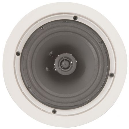 Adastra CC6V 2 Way 100V Ceiling Speaker with Control 6.5 Inch