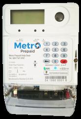 Metro Prepaid Landlord Single Phase Encrypted Prepayment Meter