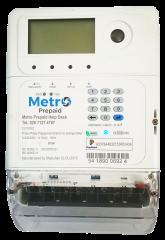 Metro Prepaid Landlord Three Phase Encrypted Prepayment Meter