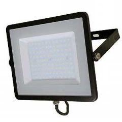VTAC 100W Black Slimline LED Floodlight with Samsung LED Chip