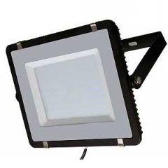 VTAC 200W Black Slimline LED Floodlight with Samsung LED Chip