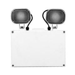 VTAC 230V 6W LED Twin Spot Emergency Light 6000K