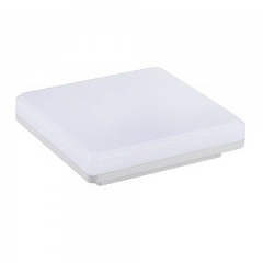 VTAC Trimless IP44 25W Square LED Dome