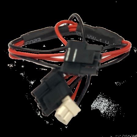 Visonic MCS-740 Powermax Siren Battery Pack of 2 (K-305177)