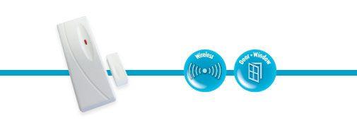Visonic MCT-303 Window Shock Sensor