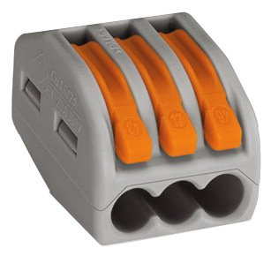 Buy Wago Connectors, Junction Boxes, Click Flow Connectors | PEC