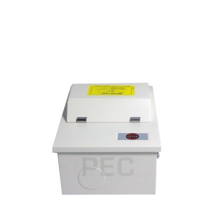 Wylex NMRS206/40 Amendment 3 2 Way Consumer Unit c/w 40A DP 30mA RCD