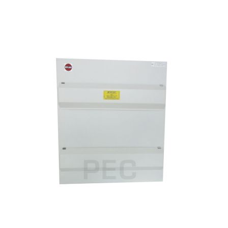 Wylex NMDRS36SSLHIA Amendment 3 36 Ways Duplex Dual RCD Consumer Unit