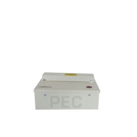 Wylex NMRS806L Amendment 3 8 Way Consumer Unit c/w 100A DP 30mA RCD
