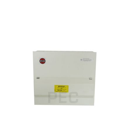 Wylex NM1106L Amendment 3 11 Way Consumer Unit c/w 100A DP Main Switch