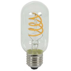 Lyyt 5W ES/E27 T45 LED Spiral Filament Antique Dimmable Lamp