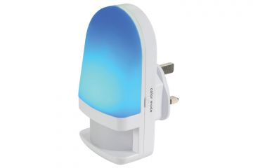 Lyyt Colour Changing LED Plug In Night Light