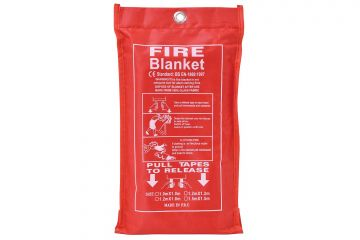 Fire Blanket Quick Release Large
