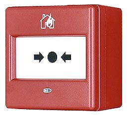 Eaton Fulleon Manual Call Point Universal Red