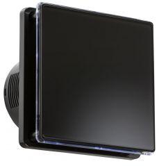 Knightsbridge EX005T Black LED Backlit Extractor Fan Timer