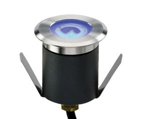Knightsbridge LEDM07B 1.7W LED Ground Light IP65 Blue