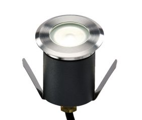 Knightsbridge LEDM07W 1.5W LED Ground Light IP65 Cool White