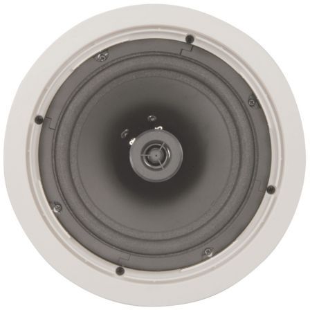 Adastra CC8V 2 Way 100V Ceiling Speaker with Control 8 Inch