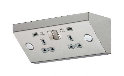 Under Cabinet Sockets