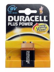 9V Plus Power Batteries - 1 Pack