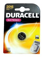 2016 Electronic Coin Cell Batteries - 2 Pack