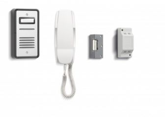 Bell System 901 1 Way Audio Door Entry Kit