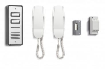 Bell System 902 2 Way Audio Door Entry Kit