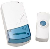 BG DC2 Wireless Plug In Door Bell
