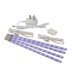 Saxby Lighting Chop LED Strip Kit Blue
