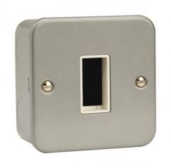 CL401 1 Gang Switch Plate - 1 Aperture