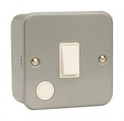 CL022 20A DP Switch With Optional Flex Outlet