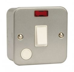 CL023 20A DP Switch With Optional Flex Outlet And Neon