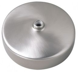 BG 661ST Ceiling Rose Satin Chrome 3.5