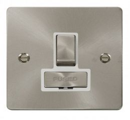 Scolmore Click Define FPBS751WH Ingot 13A Switched Connection Unit - White