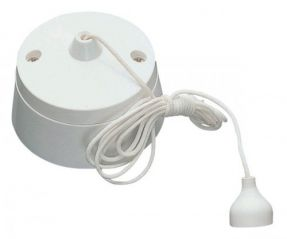 Scolmore Click PRC009 Ceiling Pullswitch 10A 2 Way