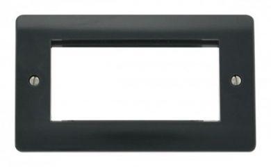 CMA312AG Double Plate (Quad Media Module Aperture)