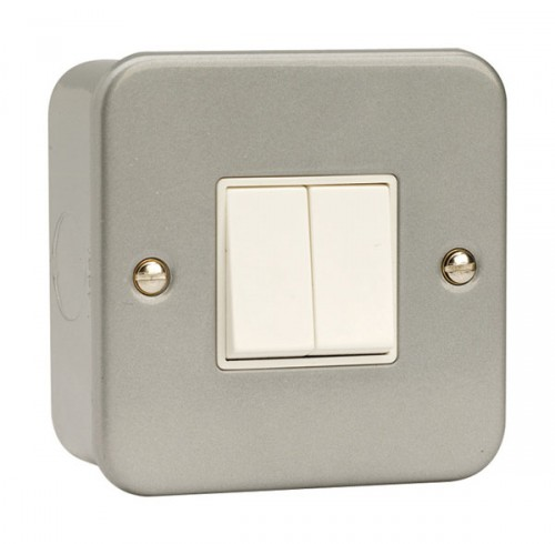 Metal Clad Switches & Sockets, Metal Clad Wiring - PEC Lights