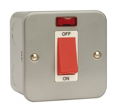 Click Metal Clad Control Switches
