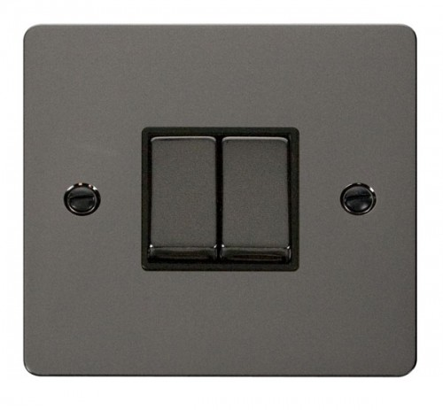 Click Define Black Nickel FPBN Switches