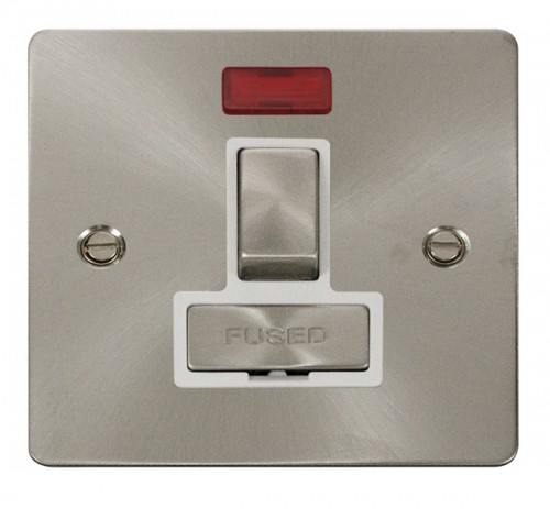 Click Define Brushed Stainless Steel FPBS Connection Units