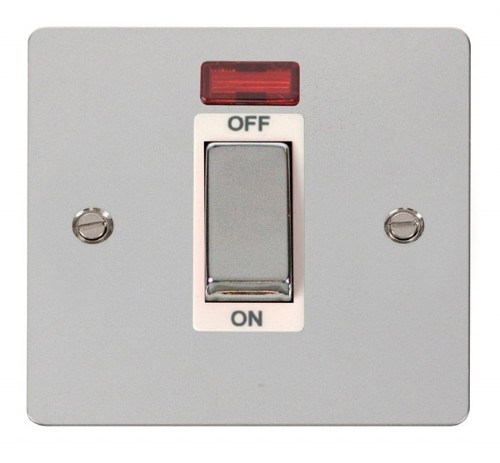 Click Define Polished Chrome FPCH Control Switches
