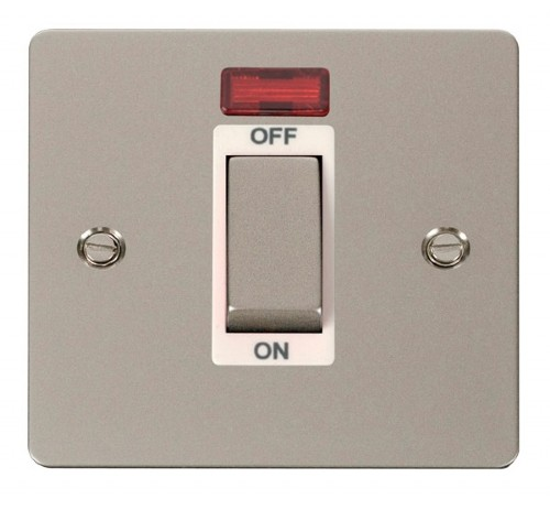 Click Define Pearl Nickel FPPN Control Switches