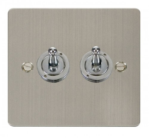 Click Define Stainless Steel FPSS Toggle Switches