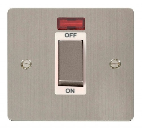 Click Define Stainless Steel FPSS Control Switches