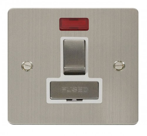 Click Define Stainless Steel FPSS Connection Units