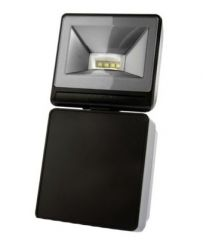 Timeguard LED100FLB 8 Watt LED Floodlight Black