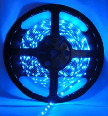 Pecstar LED Tape 5m Single Colour Blue 3528 60 LEDs Per Meter