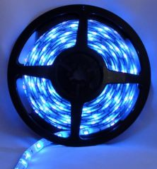 Pecstar LED Tape 5m Single Colour Blue 5050 60 LEDs Per Meter