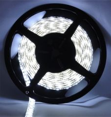 Pecstar LED Tape 5m Single Colour Daylight 5050 60 LEDs Per Meter