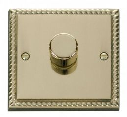 Scolmore Click Deco GCBR140 1 Gang 2 Way 400W Dimmer Switch